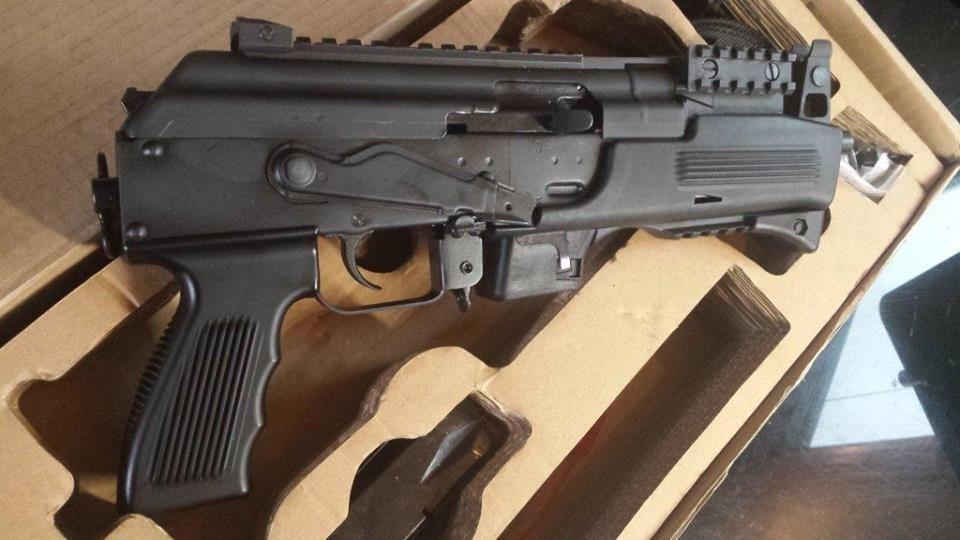 Pin On Guns To Get