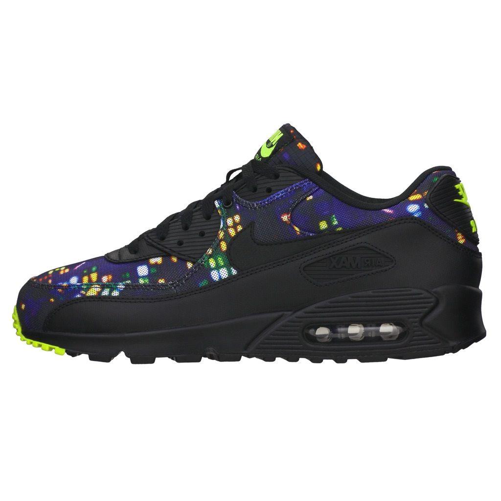 b98aa3a8 Nike Air Max 90 PRM: 'City Lights'. 2014. 700155-070. | Nike Air Max ...