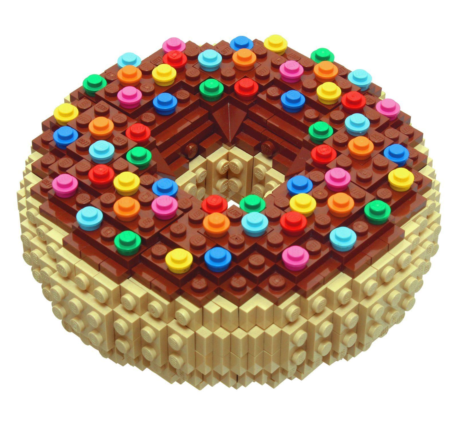 12 Amazing LEGO Foods