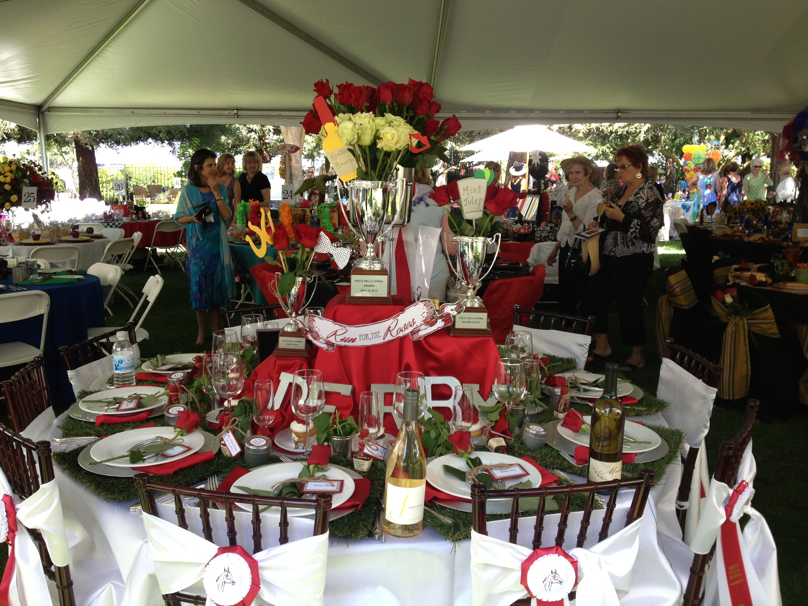 Kentucky Derby Party Ideas On Pinterest Horse Racing