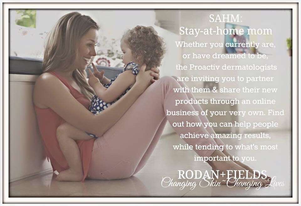 Attention all mommas or moms-to-be: Are you ready to find out how you and your family will benefit from partnering with two of the world's most renowned dermatologists in a multi-billion dollar skincare market? Message me today!