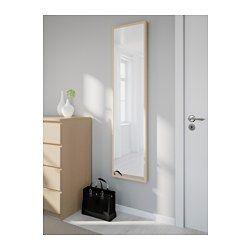 Ikea Stave Spiegel ikea stave spiegel 40x160 cm de spiegel kan worden gedraaid