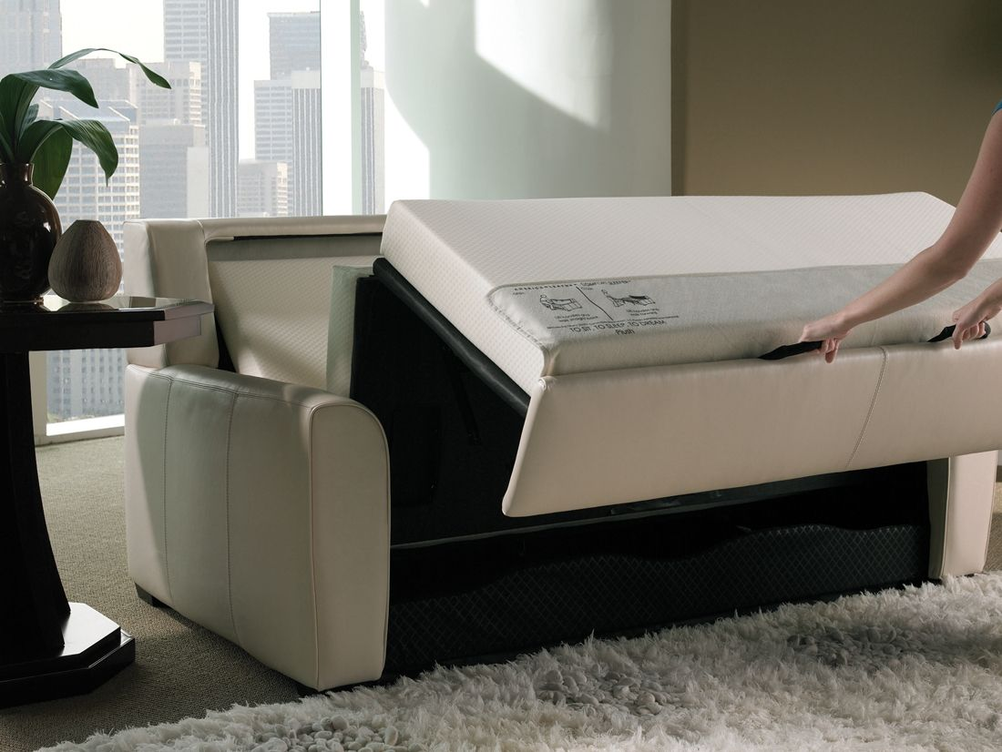 Most Comfortable Sleeper Sofa Mattress