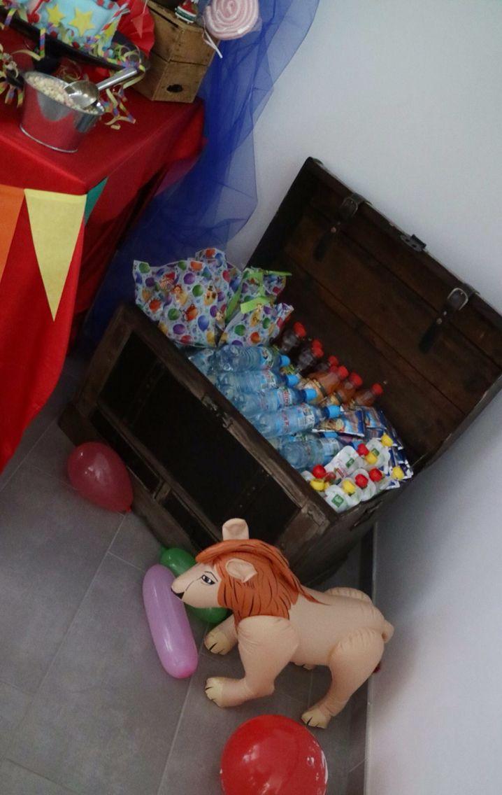 Zirkus Kindergeburtstag