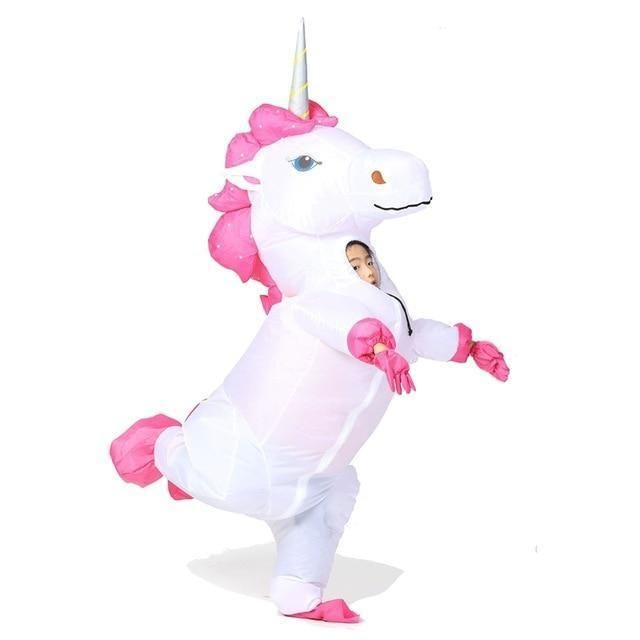 908f5526cfc3 Inflatable Unicorn Costume for Kids - Best Unicorn Costume | Unicorn ...