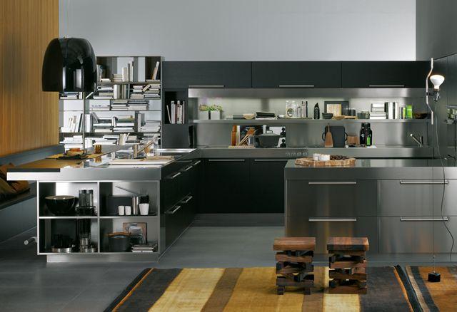 Artusi Modular Kitchen byArclinia