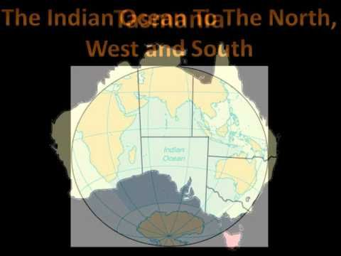 Map Of Australia Video.Video Explaining The Different States And Territories Of Australia