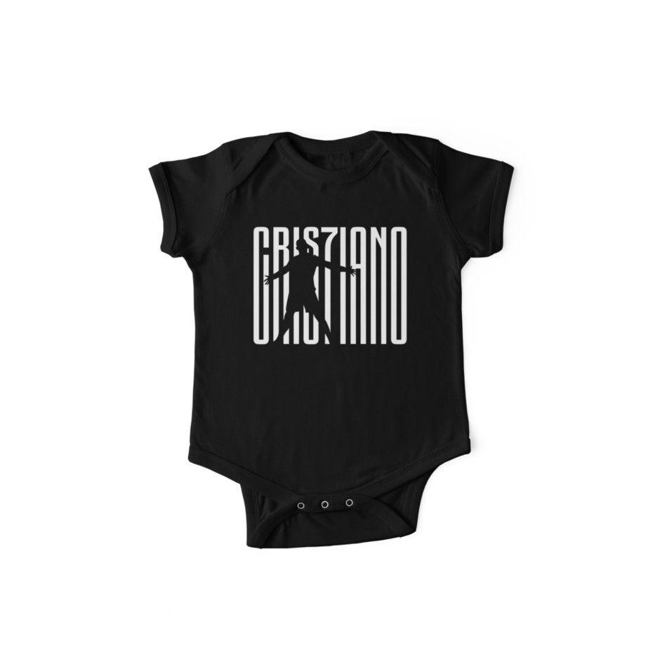 quality design 78d94 e146d CR7 Sign for Juventus F.C.' Kids Clothes by elhefe | Sports ...