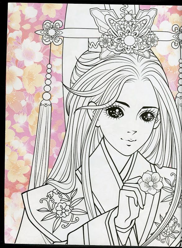 takahashi macoto coloring pages - photo#47