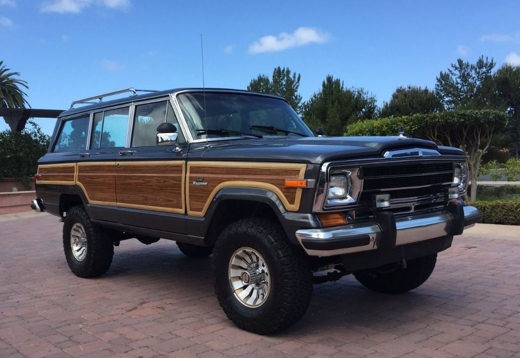 86 jeep grand wagoneer