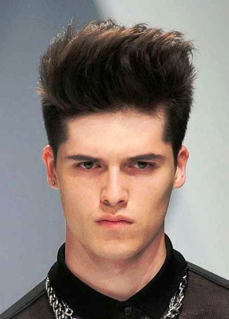 Cool Medium Haircuts for Men MEN HAIRSTYLES