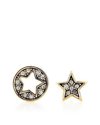 Juicy Couture BFF Stud Earrings