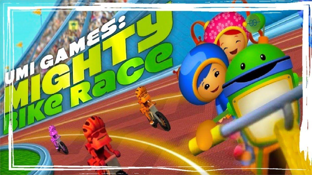 Team Umizoomi - Umi Games: Mighty Bike Race - Kids Game | Gameplay ...
