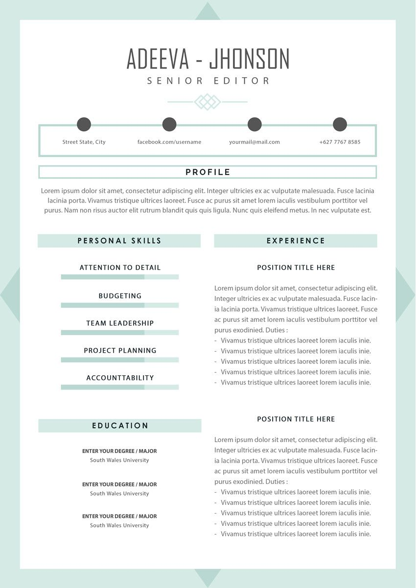 30+ Quick & Easy Ideas to Make Your Resume Way Better in