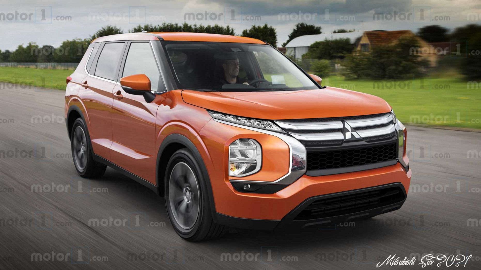 Mitsubishi Suv 2021 Price And Review in 2020 Mitsubishi