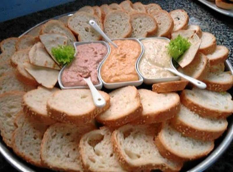 Cocina practica pasabocas sencillos para nuestras for Cocina practica
