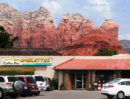 Coffee Pot Restaurant In Sedona Arizona Visit Us In Sedona