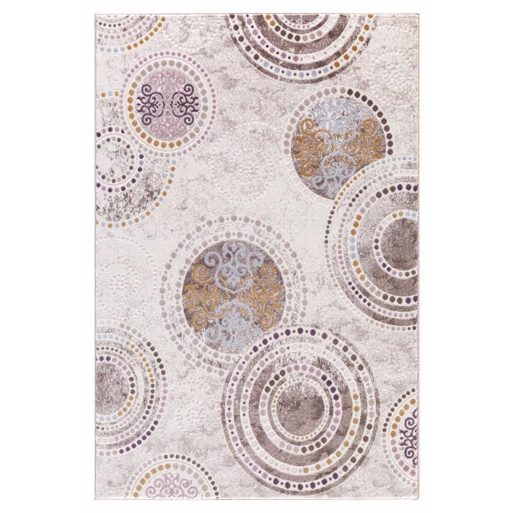 Persian Rugs Antique Styled with Accent Multicolor Area Rug