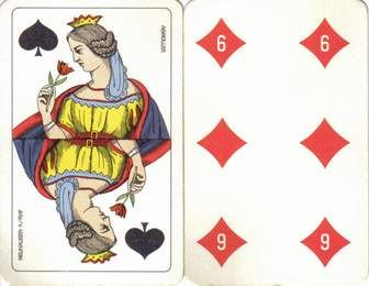 French Card Game Played In Casinos