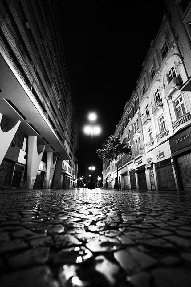 A Rua Barão de Itapetininga ocupa um lugar importante nas lembranças do fotógrafo Bob Wolfenson: glamour (Foto: Marcos Finotti / Divulgação)