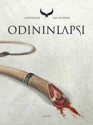 Ullan Luetut kirjat: Siri Pettersen Odininlapsi