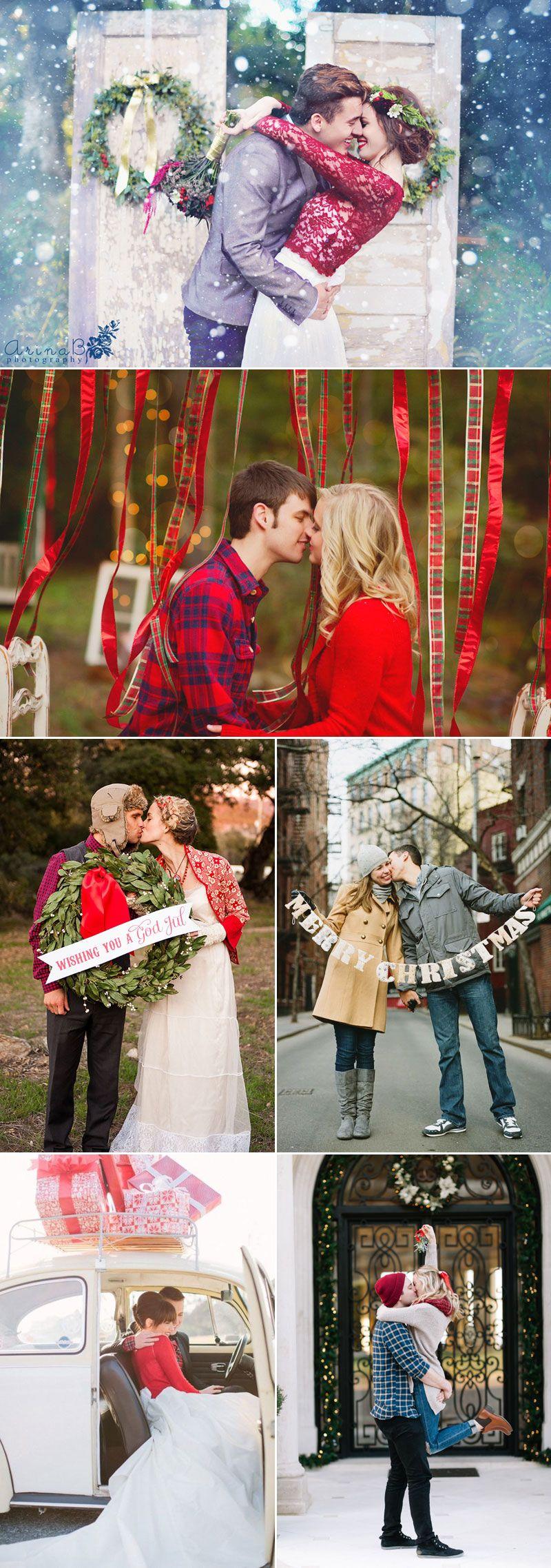 Christmas Session at Minnesota Tree Farm | Christmas couple, Picture ...