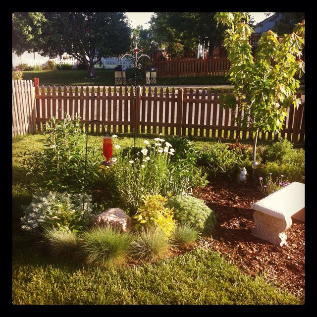 Memorial Garden Ideas Donnas memorial garden memorial gardens pinterest gardens donnas memorial garden workwithnaturefo