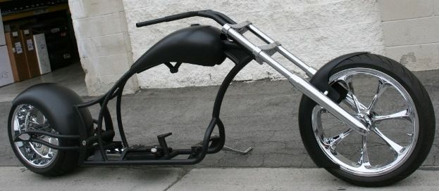 N214 SUPER SLED 300 WITH 3-D WHEELS , LONG AND LOW