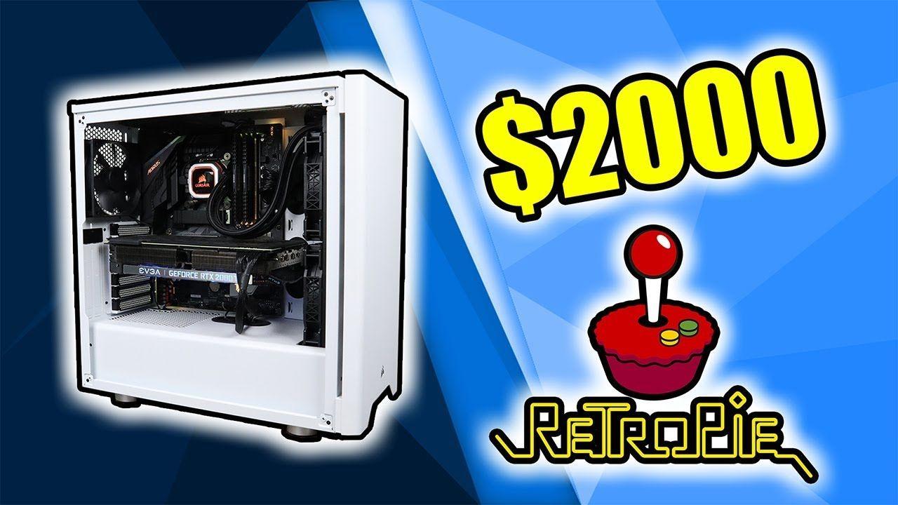 RetroPie On A $2000 Gaming PC! - YouTube | GAMING RETRO