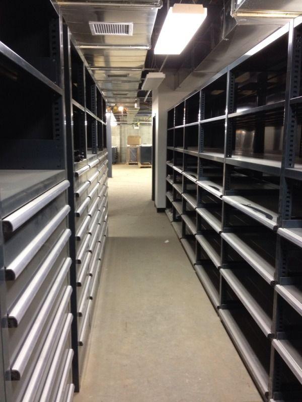 Lista Storage #40 - Listau0027s Storage Wall® Systems