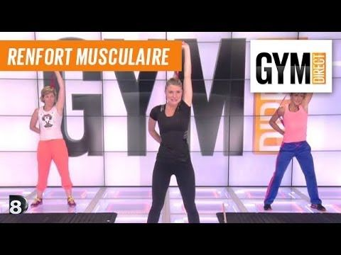 Musculation Abdos, Jambe, Cuisse, Fessiers - Renforcement musculaire ...