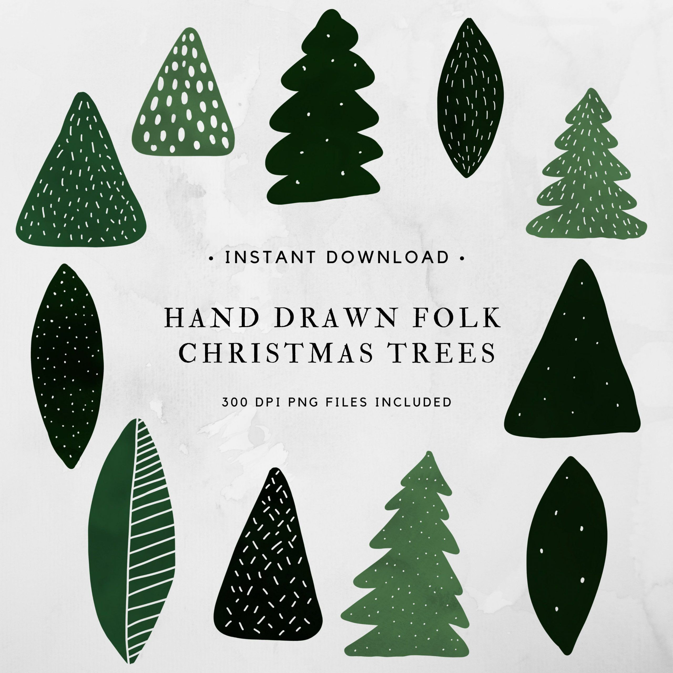 Folk Pine Tree Clipart Pine Tree Clip Art Christmas Tree Clipart Christmas Tree Artchristmas C In 2020 Christmas Tree Clipart Christmas Card Template Tree Clipart