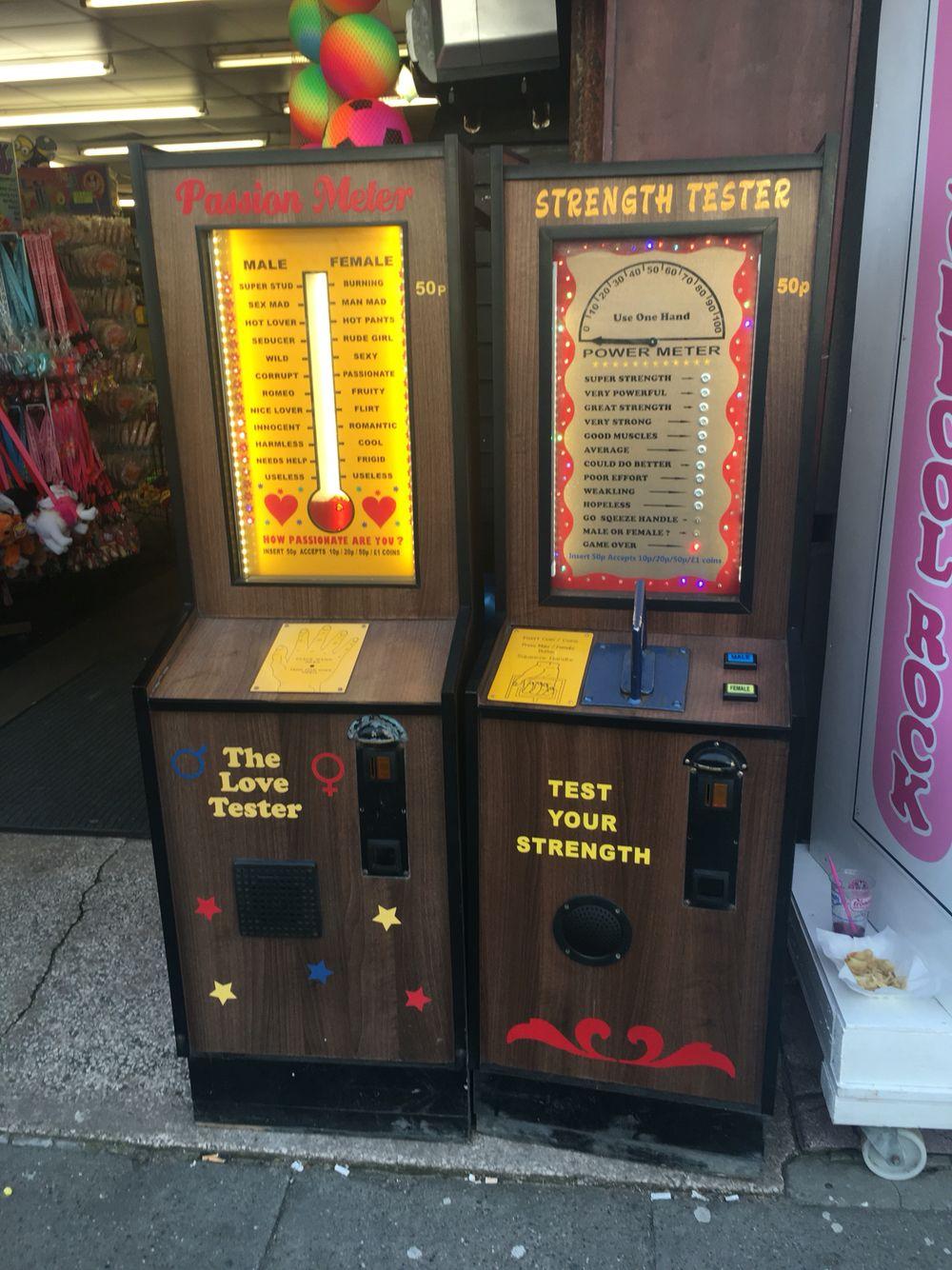 Love Machine Game