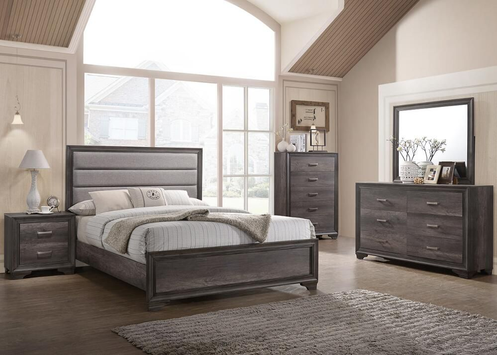 Kellen 8pc Queen Bedroom Queen Bedroom Sets Bedroom 899