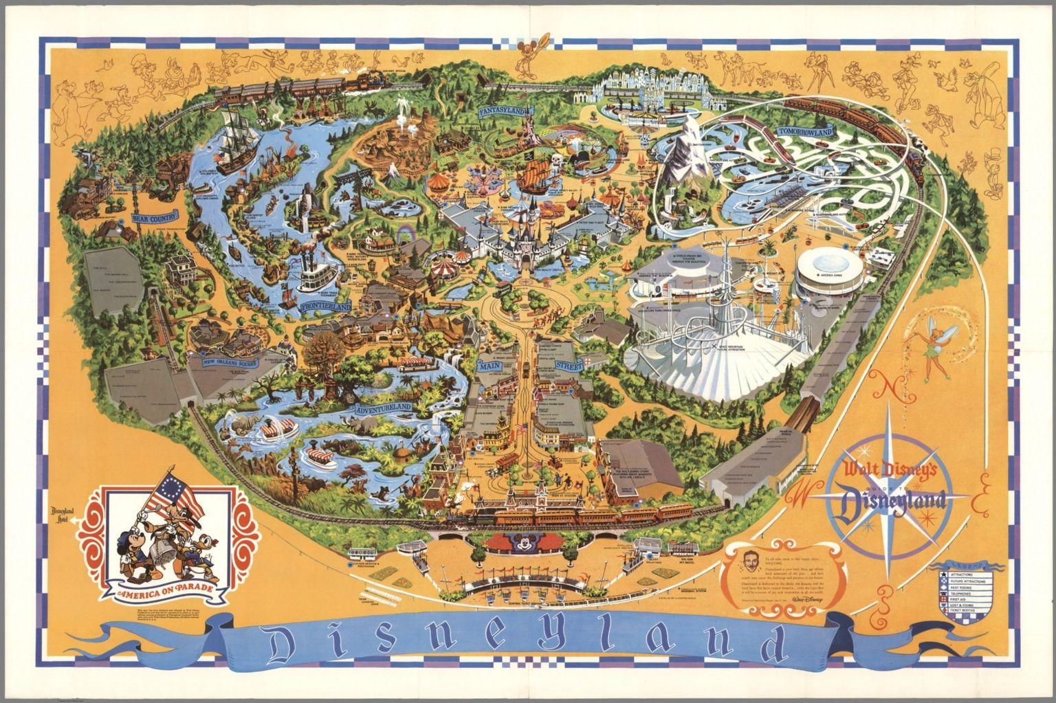 Walt Disney's guide to Disneyland (1975)