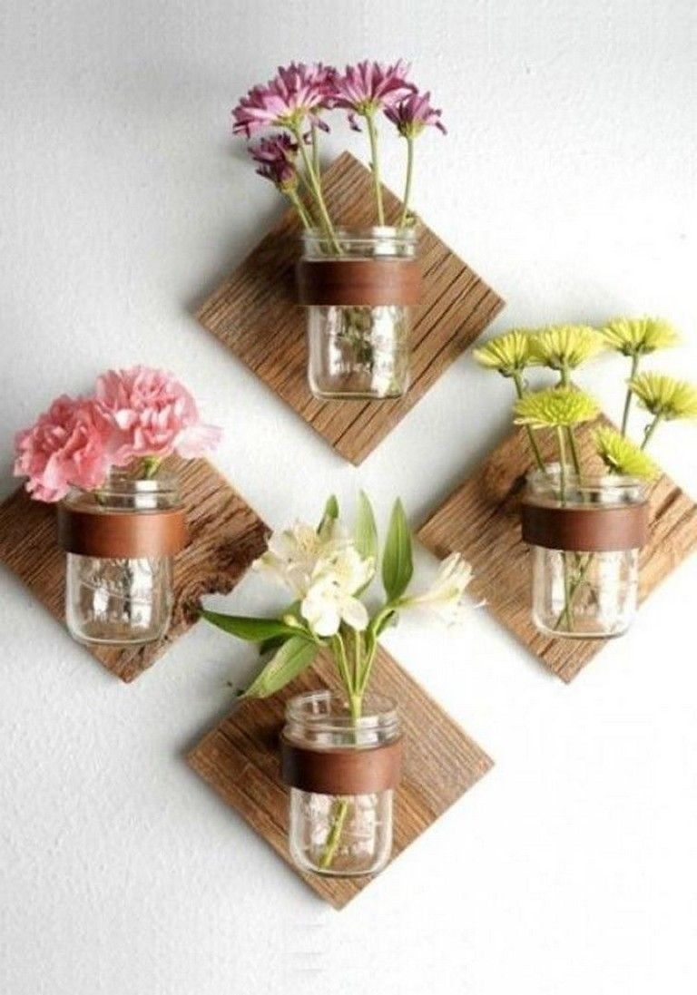 . 40 Unique Homemade Crafts for Your House Decorations Ideas   Home