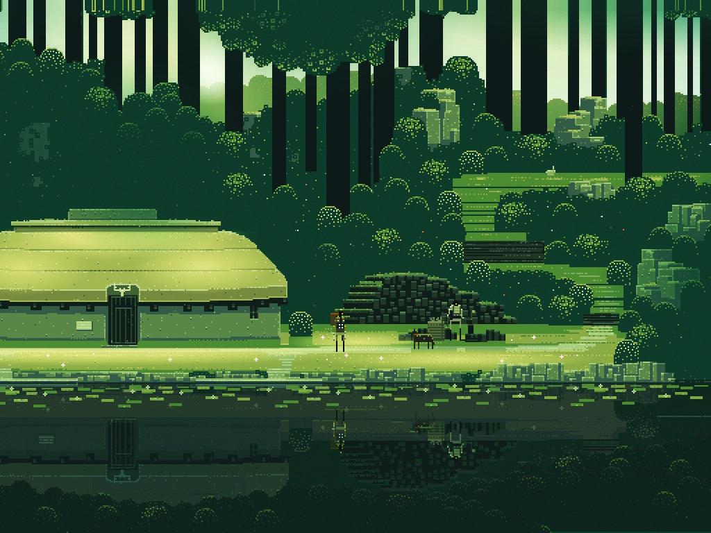 10 modern pixel art games Pixel art games, Pixel art