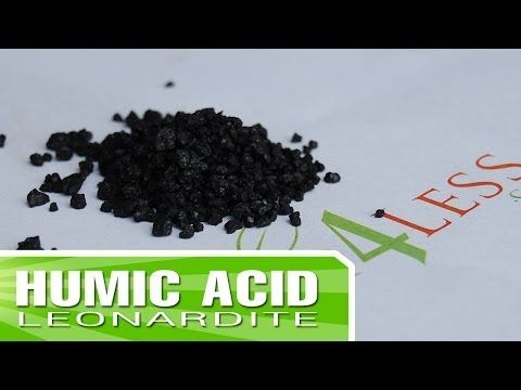 How To Make Your Own Humic Acid Fertilizer You