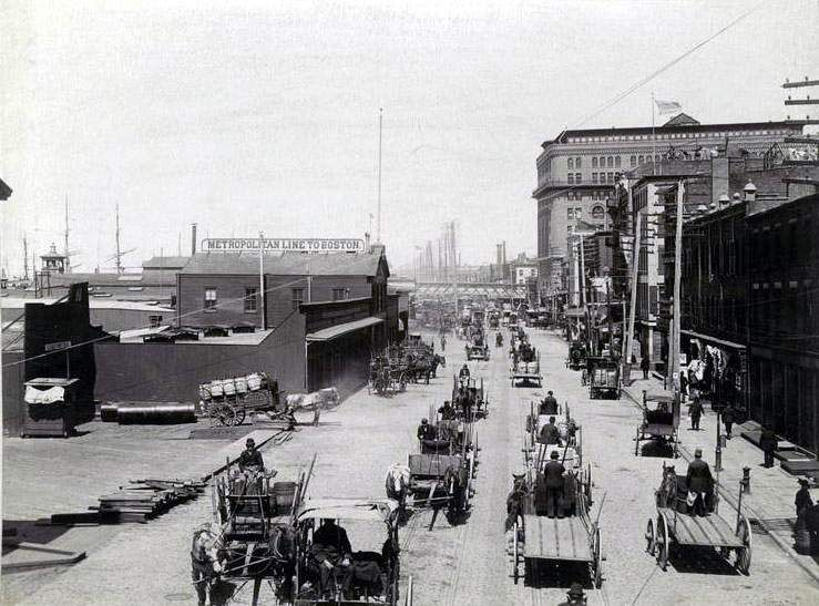 West Street 1885