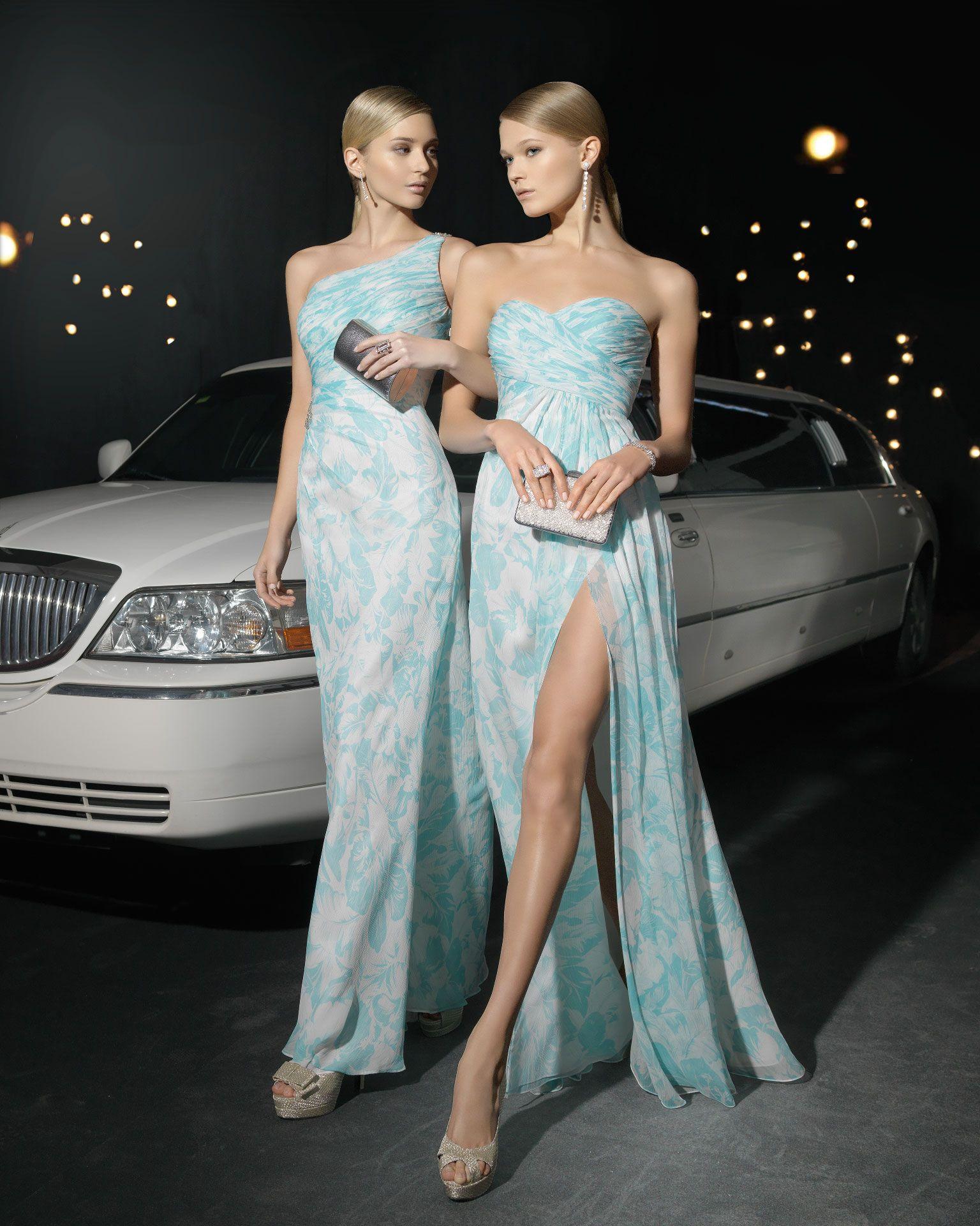 Trajes de madrina de boda: consejos y fotos de vestidos | Escote ...