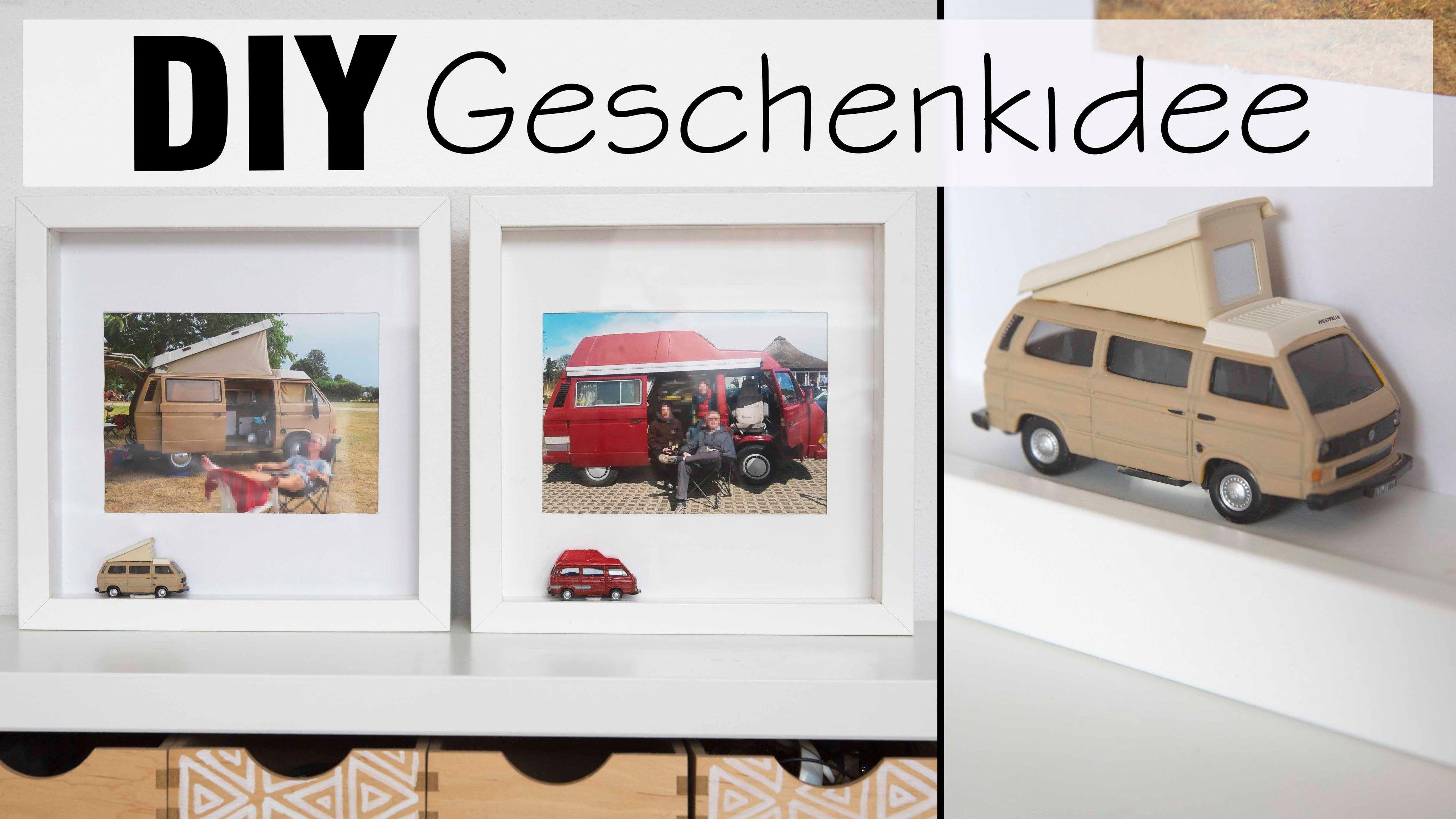 DIY Autoliebhaber Geschenk für Väter, Bruder, Freund