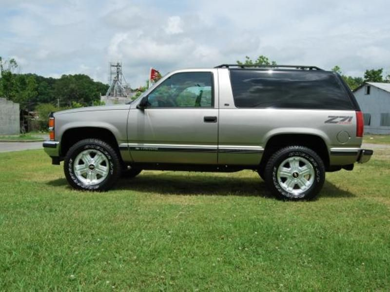 Chevrolet Tahoe 1999 2 Door Pictures Mitula Chevrolet Tahoe Chevy Tahoe Lifted Chevy Trucks