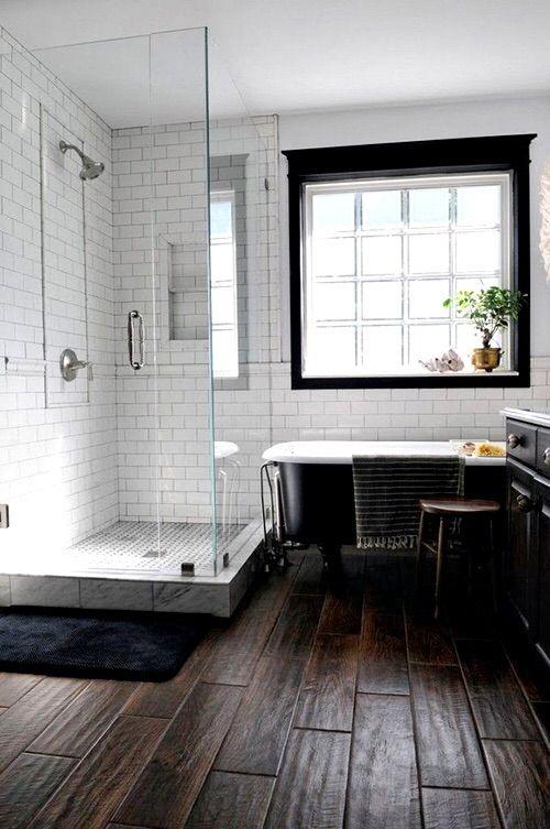 pin by the goodrich wife on n e s t modern farmhouse bathroom rh pinterest com