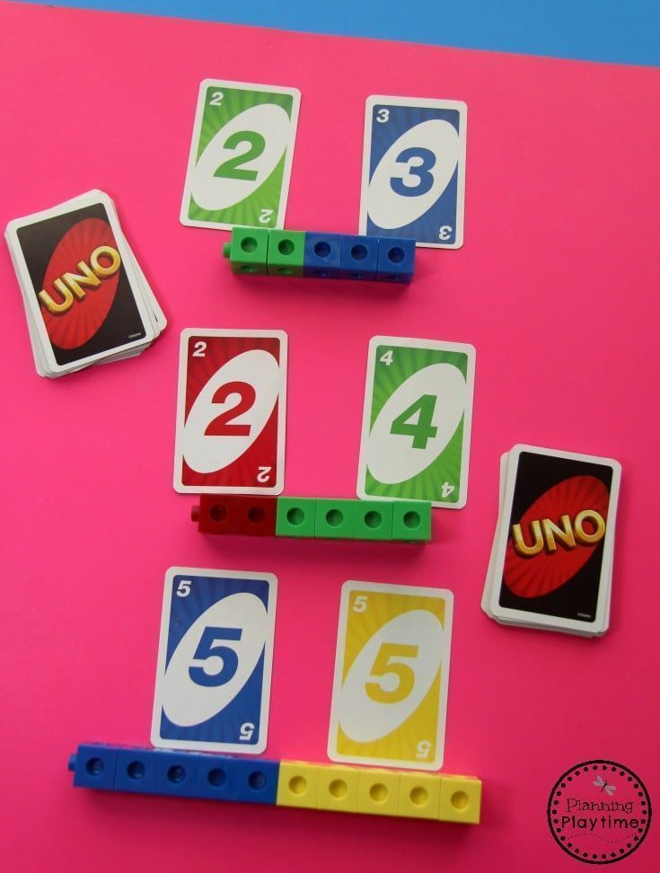 Addition Game for Kids – Planning Playtime