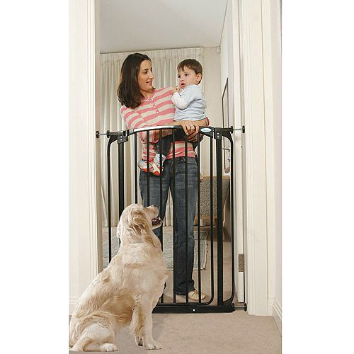 Dreambaby Chelsea Extra Tall Auto Close Metal 28 42 5 Baby Gate Walmart Com Dog Gate Pet Gate Safety Gate