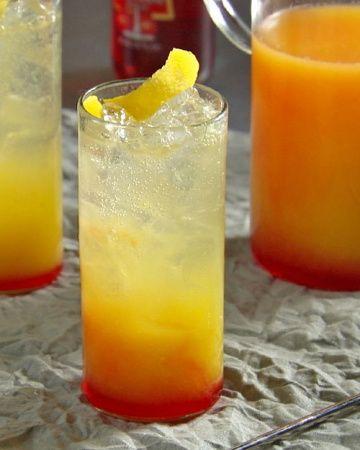 Citrus Tequila Cocktail