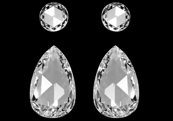 Manak jewels: Rose Cut Diamonds | Old Mine Diamonds | Flat Cut Diamonds | Cushion Cut