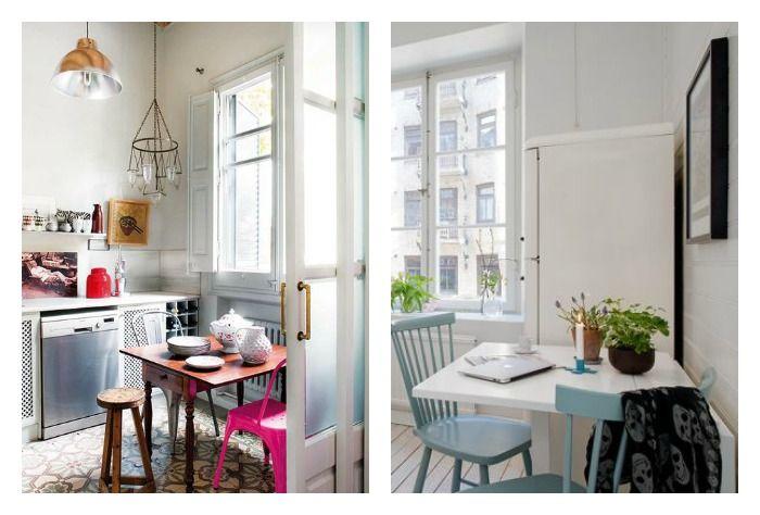 Emejing Mesa Cocina Pequeña Plegable Ideas - Casas: Ideas & diseños ...