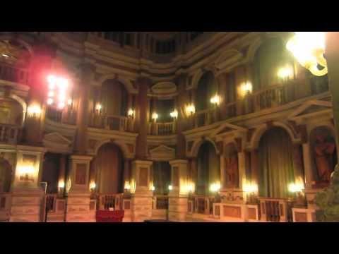 Mantova Teatro Bibbiena o Teatro Scientifico (watch at 0,5 speed)