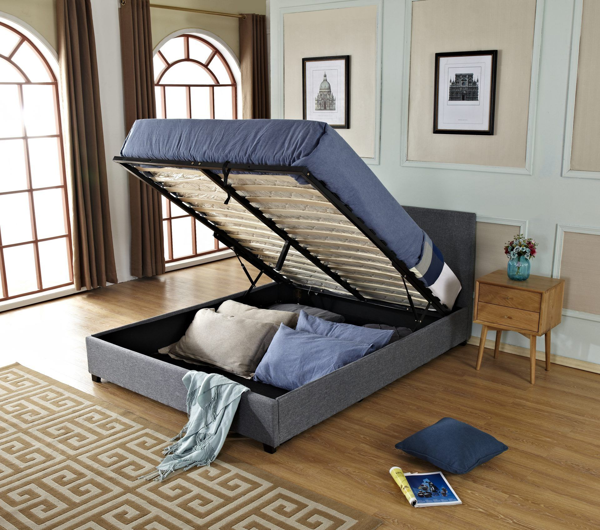 Advantages Of Gas Lift Beds That You Didn't Know ELMENS